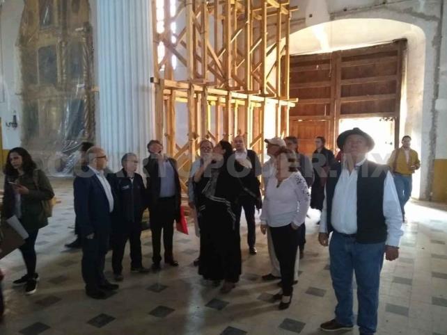 Concluye INAH 77 bienes culturales restaurados