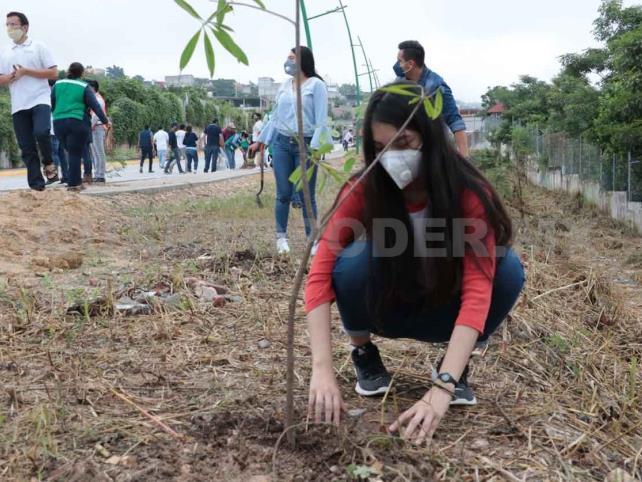 Iniciarán acciones de reforestación en Tuxtla