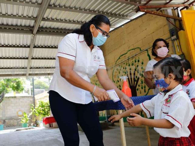 Sin regreso a clases presenciales en 500 escuelas: CNTE