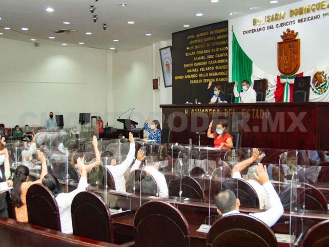 Morena y Verde acapararán curules en el Congreso