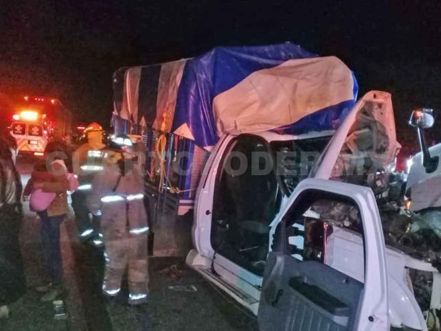 Encontronazo en la autopista deja tres personas heridas