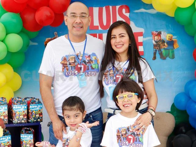 ¡Feliz cumpleaños, Luis Felipe!