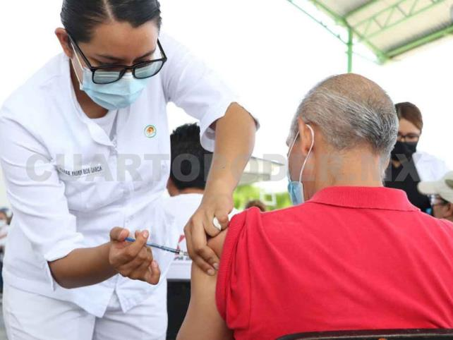 Vacunación de 40-49 años abarca 22 municipios más