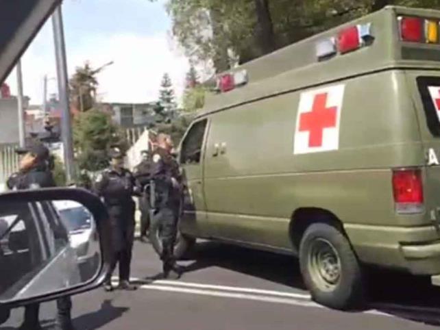 Detienen a militares que arrollaron a repartidor