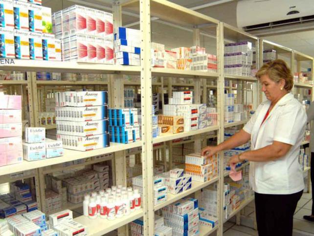 Gobierno culmina compra de medicamentos