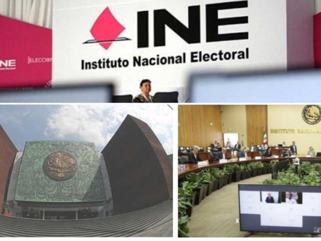 Dicta INE medidas cautelares contra AMLO