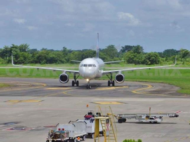 Se reactivan vuelos entre Tapachula y Guatemala