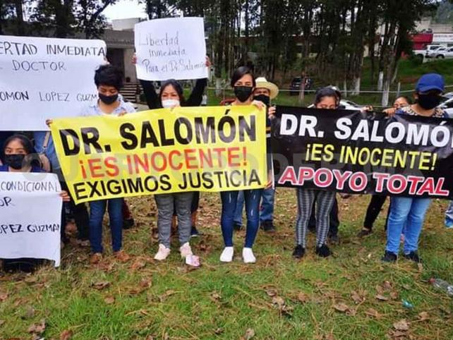 Dos meses más para caso Dr. Salomón