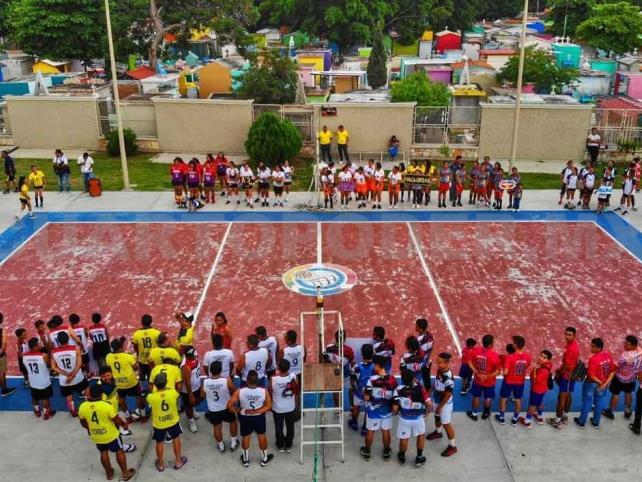 Se acercan los cuartos de final en Suchiapa