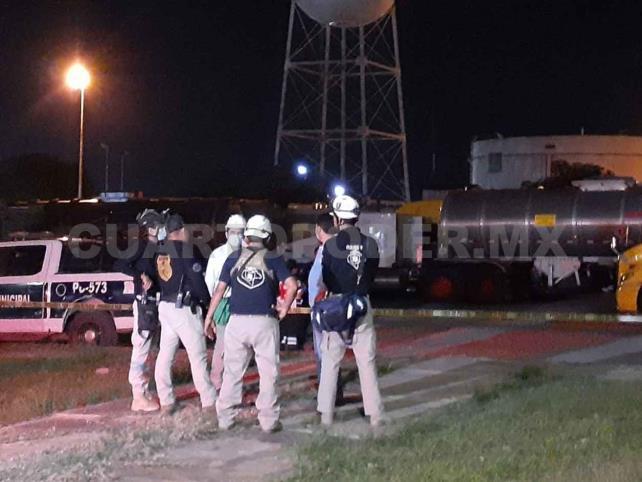 Encuentran muerto a un trailero en un camarote