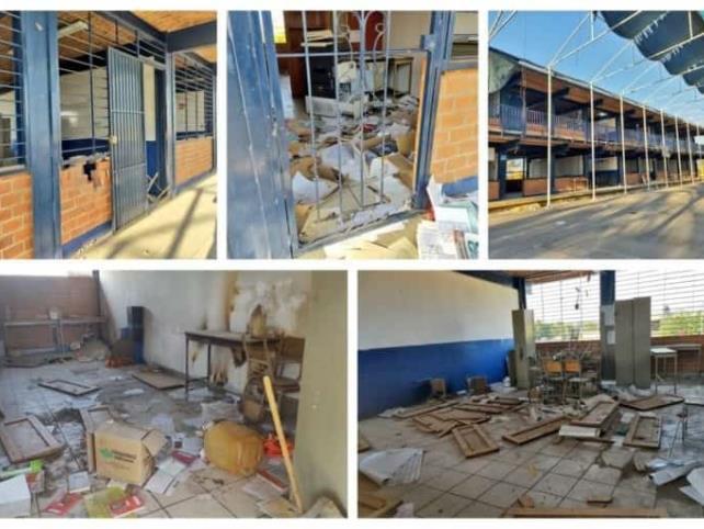 En pandemia 10 mil escuelas fueron vandalizadas: SEP