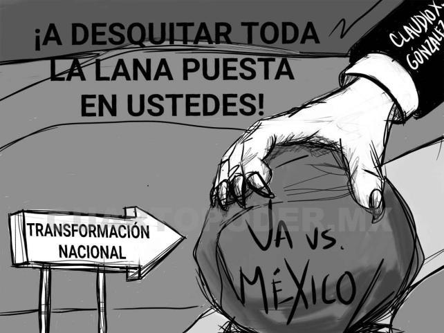 México es la razón de la Alianza