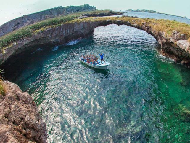 Islas Marietas, una joya de Nayarit