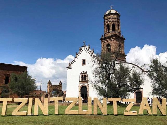 Descubre Tzintzuntzan