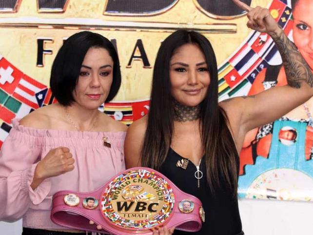 "Jackie Nava y ""Barbie"" Juárez anunciarán fecha"