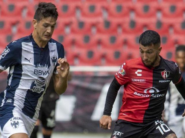 Atlas busca complicar al Monterrey