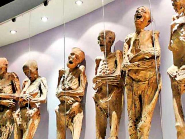 Rechazan nuevo Museo de las Momias