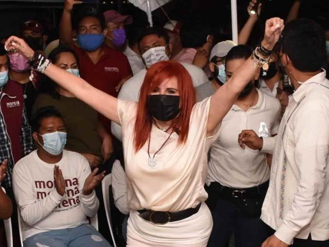 TEPJF ratifica a Layda Sansores como gobernadora electa de Campeche