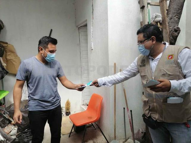 Tuxtla reduce casos de dengue en 2021: Alfaro