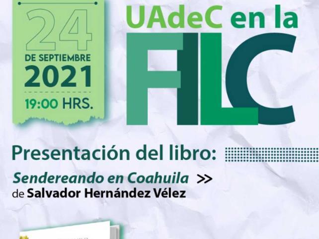 Inicia la Feria Internacional del Libro de Coahuila
