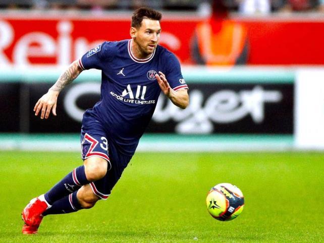 Messi debutará en el Parque de los Príncipes