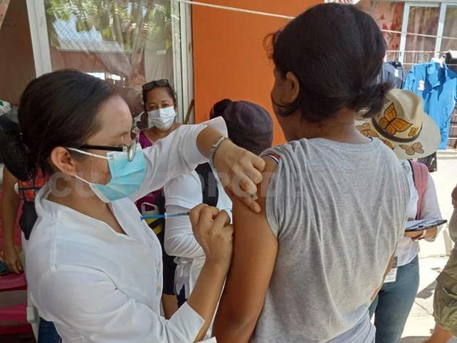 Llegarán vacunas hasta los hogares