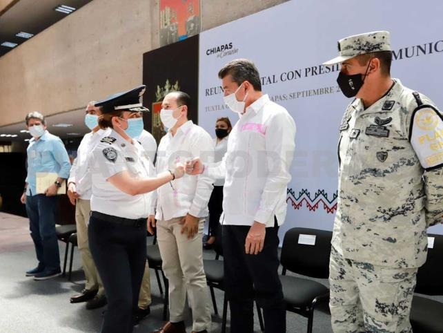 Llama Zepeda Soto a priorizar seguridad