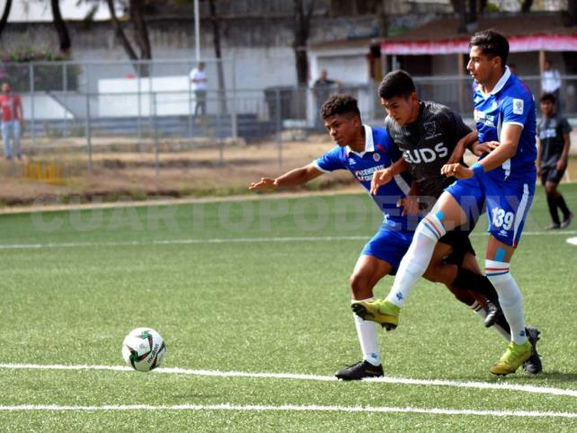 UDS FC se estrelló contra la Máquina