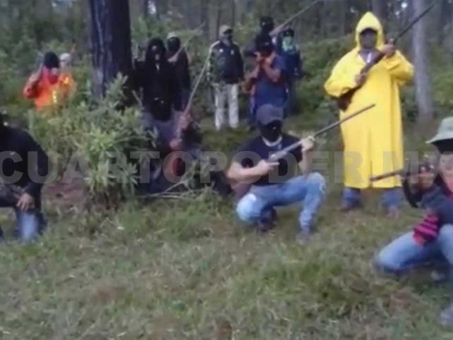 Surge tercer grupo de autodefensa