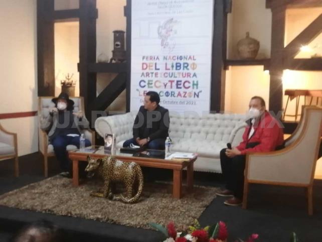 Concluye la Feria Nacional de Libro