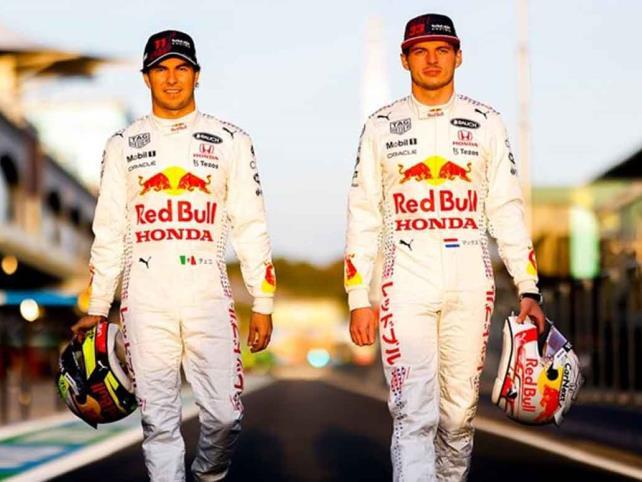 Red Bull cambia colores para el GP de Turquía