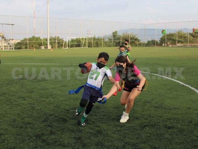 Jaguares Unicach sostuvo duelos amistosos