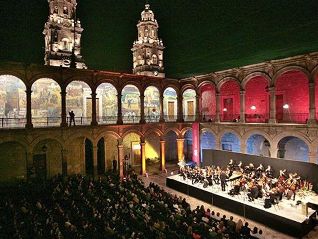 Anuncian Festival de Música de Morelia