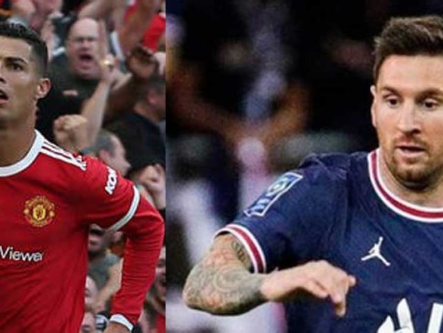 Messi y Ronaldo, nominados al Balón de Oro