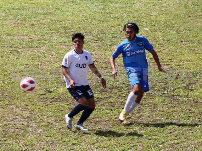 UDS FC estrenó su estadio con victoria