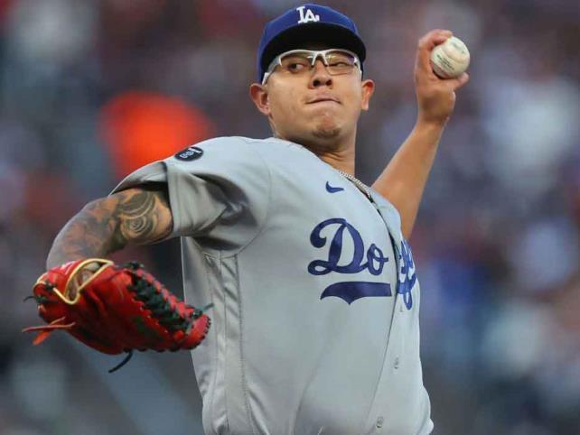Julio Urías empata la serie para los Dodgers