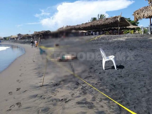 Se ahogan dos en playa San Benito