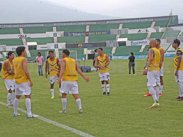 Cafetaleros impone su dominio en la Serie A