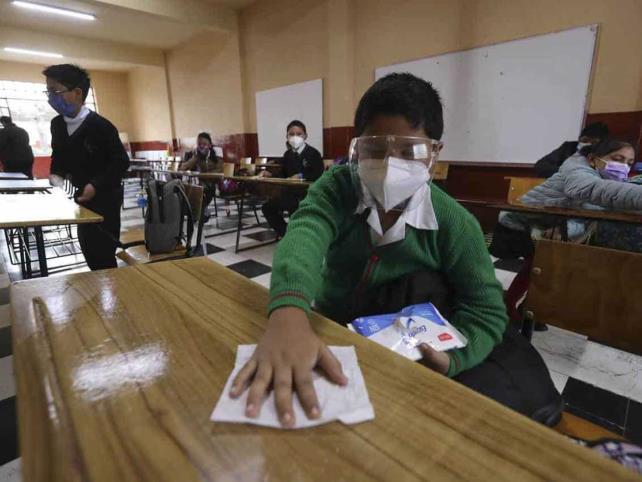 Regresaron a clases 16 millones de alumnos: SEP