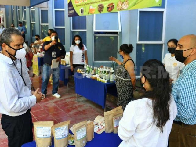 Inauguran actividades de la Tercera Expo Tierra