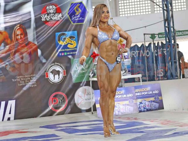 Marisol Castañón sumó un nuevo campeonato