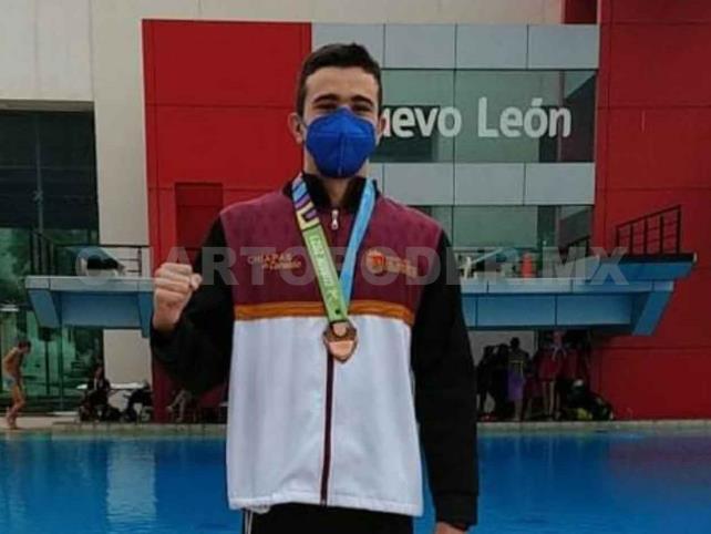 Héctor Rad va por el Premio Estatal del Deporte