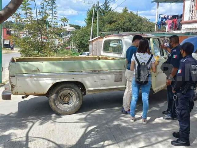 Atropellan a niño en carretera al cuartel